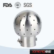 Stainless Steel Sanitary Bolted Rotary Cleaning Ball (JN-CB2002)
