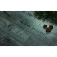 Haushalt 8.3mm Pearl Walnut V-Grooved gewachst eingefasst Laminatboden