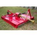 Three point link mower-slasher
