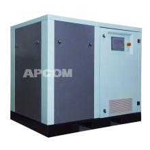 Low Noise APCOM Oil-free Electric Food Air-Compressors Oilless Screw AirCompressors Medical Oil Free Air Compressor Screw Price
