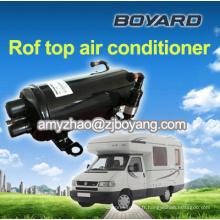 Le climatiseur monté par toit partie le compresseur de climatiseur de caravane pour la cabine de dormeur de camion de RV