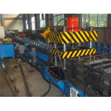 Perfil de acero inoxidable Perfil ZUC Formación de rodillos Dubai