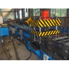 Machine de formage de rouleaux de profil ZUC en acier inoxydable Dubai