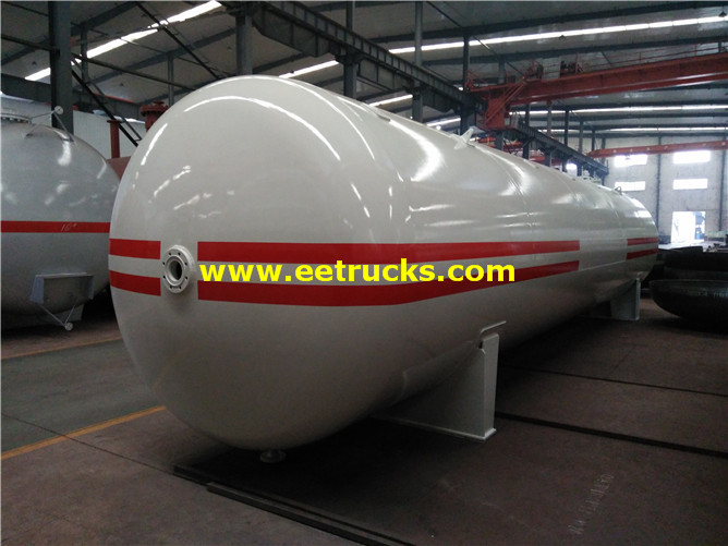 10000 Gallons LPG Storage Tanks
