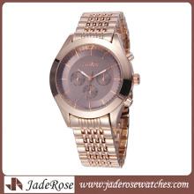 Высокое качество сплава часы Мужской бизнес часы