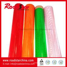 Кристаллической решетки Светоотражающий рулоны для ленты