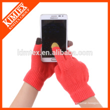 Alta calidad personalizada smart gloves