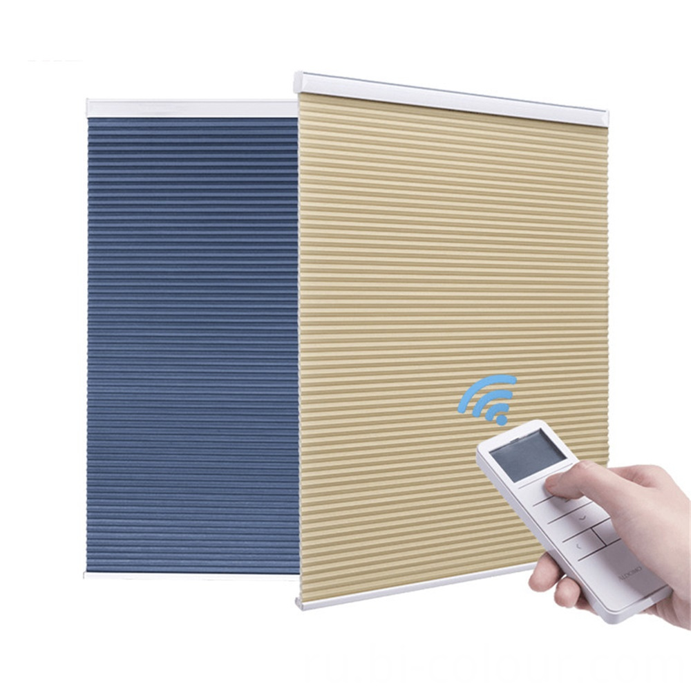 Motorized Honeycomb Cellular Shades