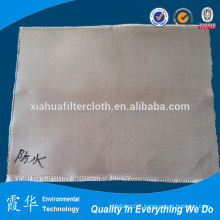 Industrial filter cloth for bag filters