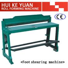 Machine de cisaillement de pied de haute qualité