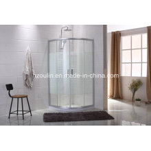 Simple Shower Enclosure with Line Glass