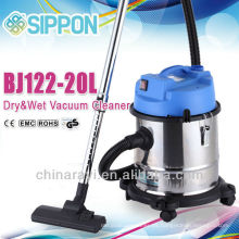 Colector de polvo húmedo y seco de la máquina de aspiradora BJ122-20L