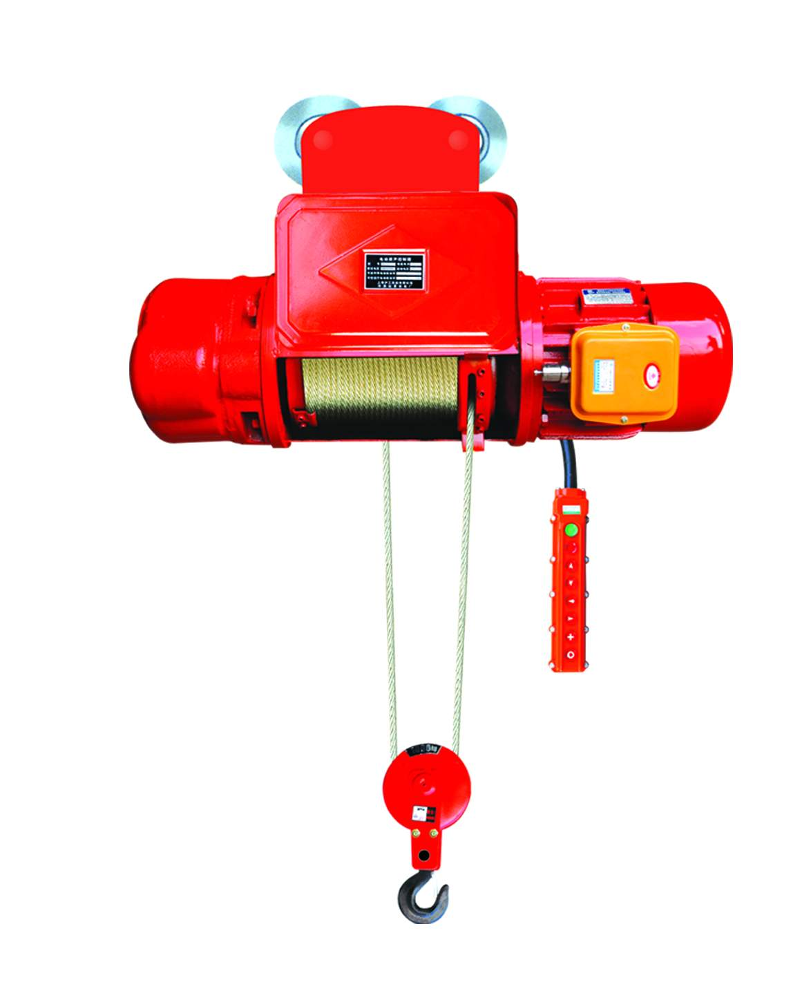 Electric Hoist 001