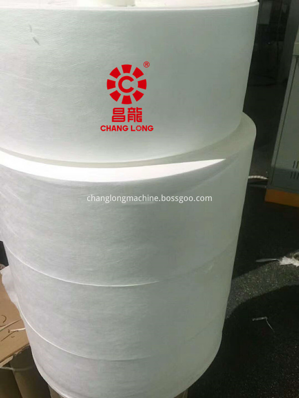Bfe99 Meltblown Filter Nonwoven Melt Blown Fabric