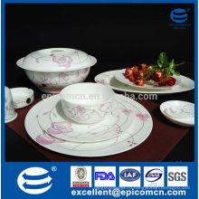 Новая столовая посуда из косточек китайской кухни