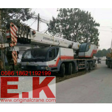 2007 Used Zoomlion 70ton Mobile Hydraulic Truck Crane (QY70K)