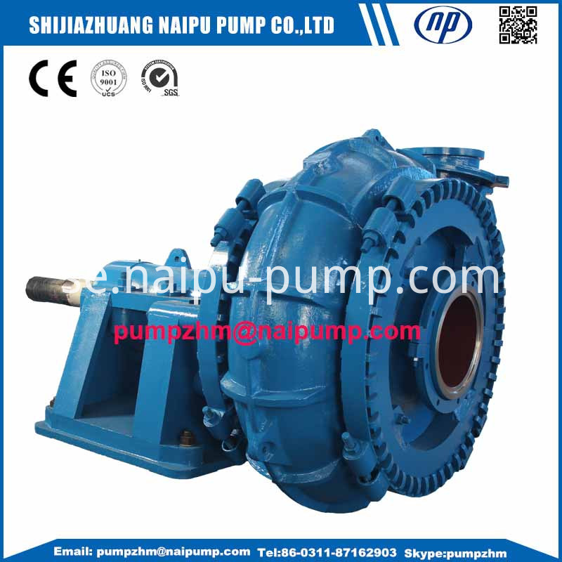 51 14X12 T-G Gravel sand slurry pump