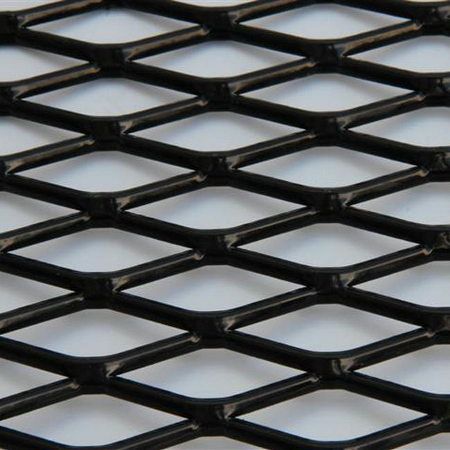Diamond Expanded Metal Mesh