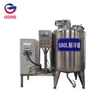 Вертикальный резервуар для охлаждения козьего молока Резервуары для охлаждения молока