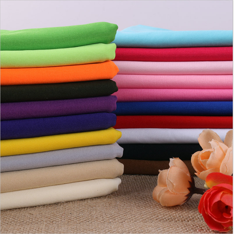 Customized Fleece Four Stretch Polyester Brushed Fabrics