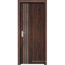 PVC-Holztür für Küche oder Badezimmer (pd-007)