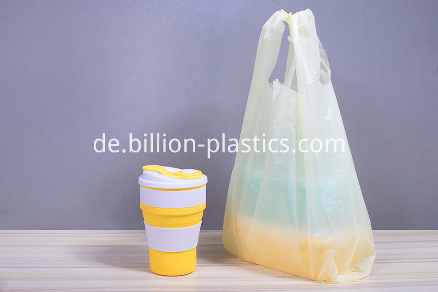 Factory Made Cheap Plastic Shopping Bag