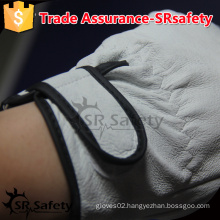 SRSAFETY Cow grain leather, driver gloves, driver style