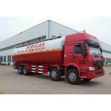 8X4 Heavy 35 Ton Powder Tank Truck