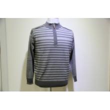 suéter de cashmere fabricante de homens desenhado sob encomenda camisola de caxemira para homem