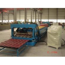Станок для производства фарфоровых плит