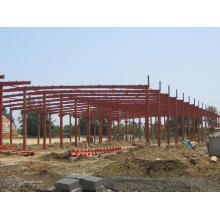 China Wiskind 2016 Large Span Steel Frame Structure