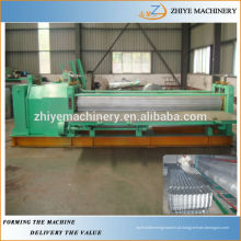 Máquinas de fabricação de folhas de telhado ondulado barril