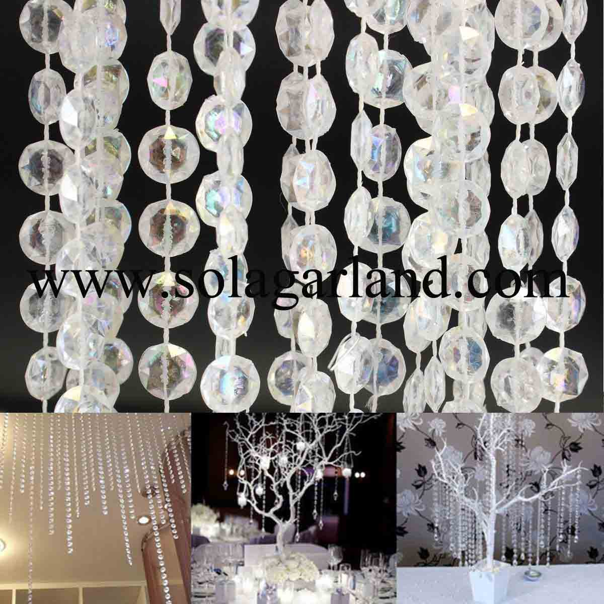 Bubble Beads Roll Garland