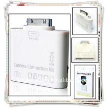 5in1 USB SD / TF leitor de cartão Camera Connection Kit