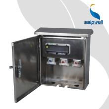 Saip / Saipwell Vente Chaude Plusieurs Boîtier En Acier Inoxydable En Métal De Taille Fabriquée En Chine Boîte De Distribution En Acier Étanche