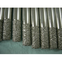 Vacuum Brazed diamond finger bits