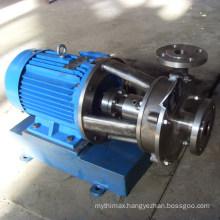 Gr2 titanium Chemical Mixed-flow sewage pump