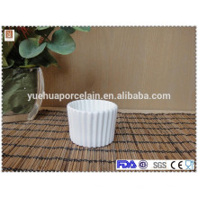 Горячие продажи мини керамические мороженое чаша оптовой