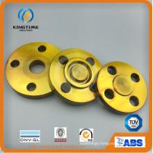 ASME B16.5 Carbon Steel Blind Flange Forged Flange with TUV (KT0398)