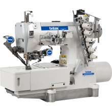 Br-500-01CB-Da movimentação direta de alta velocidade máquina de costura Interlock
