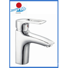 Comtemporary Single Lever Bathroom Basin Faucet (ZR21002)