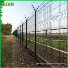 Factory price cheap and fine airport fencing factory produce wire mesh fence