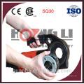 Máquina roscadora / roscadora de tubos portátil SQ30 con CE, 14kg