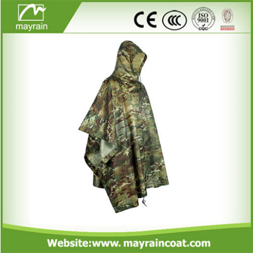Poncho Long Raincoat