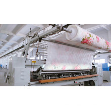 110 Inches Industrial Computerized Blanket and Mattress Quilting Machine