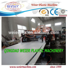 Kunststoff PVC BOARD Maschine Presswerk