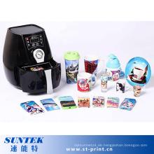 Brand New Smart 3D Mini Vakuum Sublimationsdruckmaschine