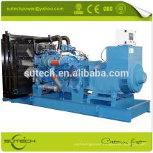 In Stock!1250KVA MTU 12V4000G21R generator with Leroy somer alternator