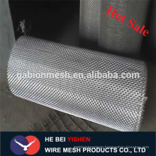 Hot sale Stainless steel crimped wire mesh Alibaba china