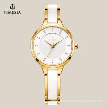 Mode angepasst einfache charmante Uhr für Damen 71070